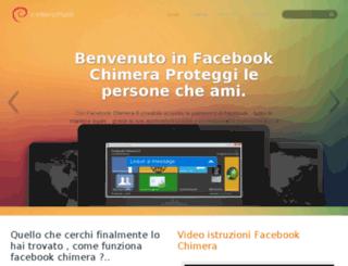chimerasoftware.it screenshot