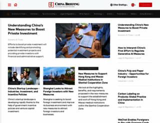 china-briefing.com screenshot