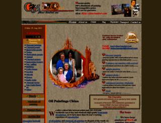 china-handart.com screenshot