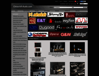 china-hifi-audio.com screenshot