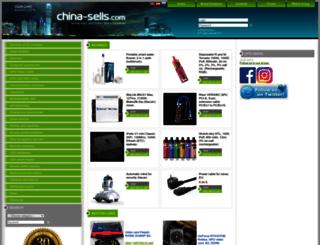 china-sells.com screenshot
