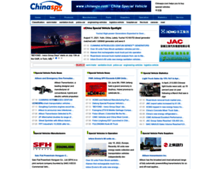 chinaspv.com screenshot