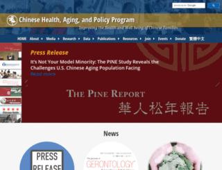 chinesehealthyaging.org screenshot