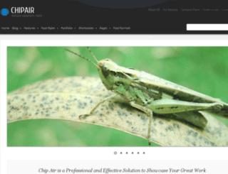 chip-air.tutorialchip.com screenshot