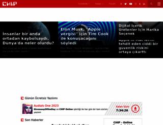 chip.com.tr screenshot