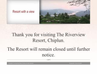 chiplunhotels.com screenshot