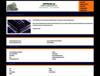 chiponline.com screenshot
