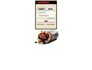 chipotle.servicechannel.com screenshot