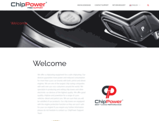 chippower.co screenshot