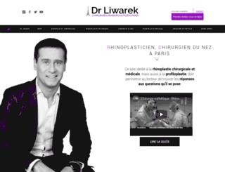 chirurgie-rhinoplastie.com screenshot