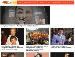 chismetica.com screenshot