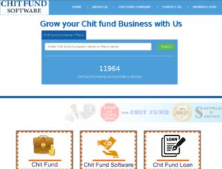 chitfundcompany.com screenshot