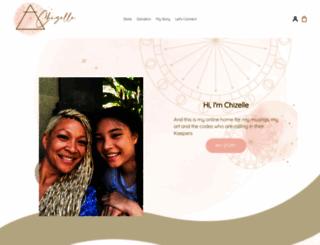 chizelle.com screenshot