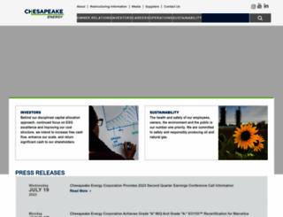 chk.com screenshot