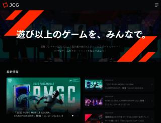 cho.jpcommunity.com screenshot