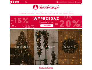 choinkowo.pl screenshot