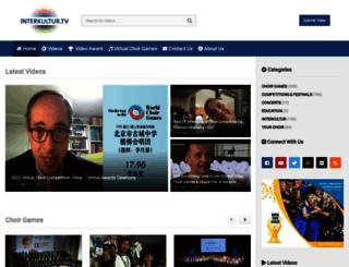 choir-tv.com screenshot