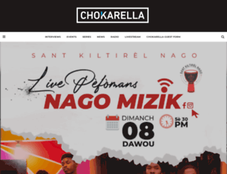 chokarella.com screenshot