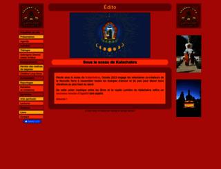 chokhorling.com screenshot