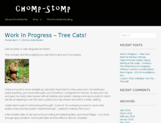 chompstomp.co.uk screenshot