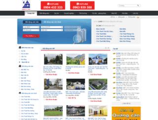 chonhadat24h.com screenshot