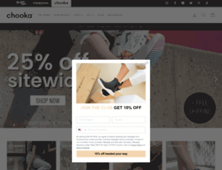 chookaboot.com screenshot