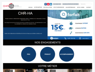chr-ha.com screenshot