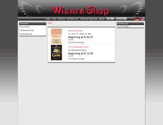 chris-hein-shop.com screenshot