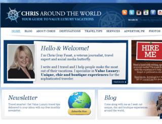 chrisaroundtheworld.com screenshot