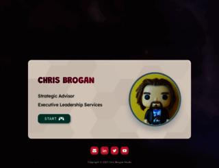 chrisbrogan.com screenshot