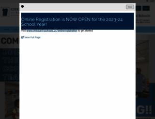 christian.kyschools.us screenshot