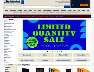christianbook.com screenshot