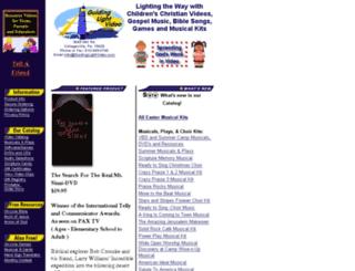 christianchildren.com screenshot
