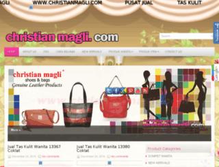 christianmagli.com screenshot