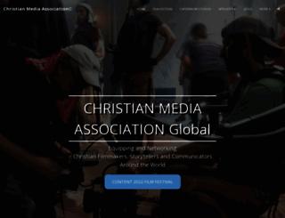 christianmedia.org screenshot