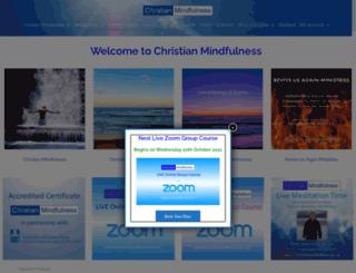 christianmindfulness.co.uk screenshot