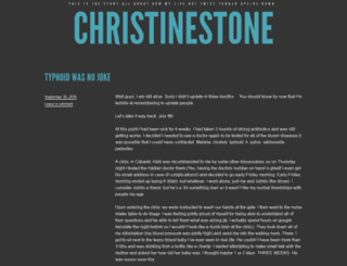christinestone32.wordpress.com screenshot
