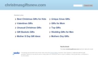 christmasgiftsnew.com screenshot