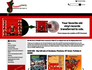 christmaslpstocd.com screenshot