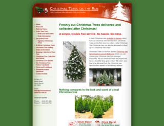 christmastreesontherun.com.au screenshot