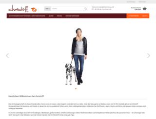 christoff.de screenshot