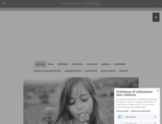 christophehabrial.com screenshot
