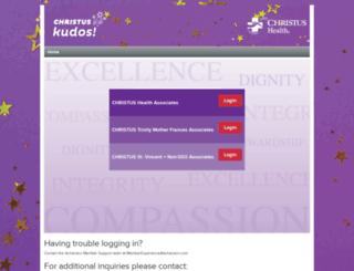 christus.achievers.com screenshot