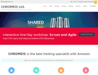chrometechnologies.org screenshot