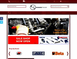 chrometrader.co.uk screenshot