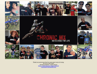 chronicmx.com screenshot