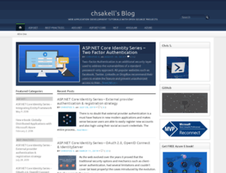 chsakell.com screenshot