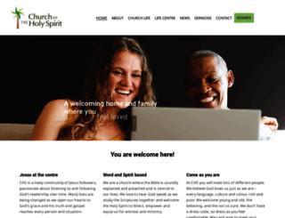 chscapetown.org screenshot