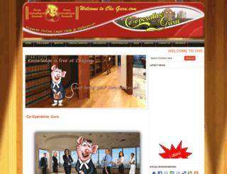 chsguru.com screenshot