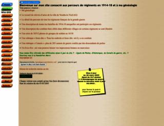 chtimiste.com screenshot